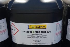 HCL 32 - Sigma Chemicals