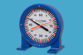 Swimming Pool Pace Clock - Sigma Chemicals